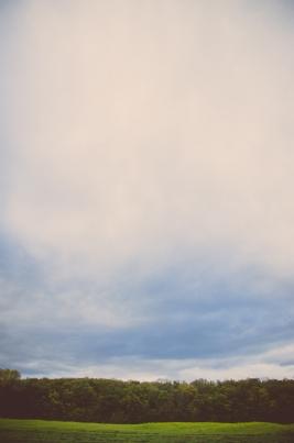 Tag 036 | 21.10.2014 Heute mal wieder Wolken und minimaler Horizont...