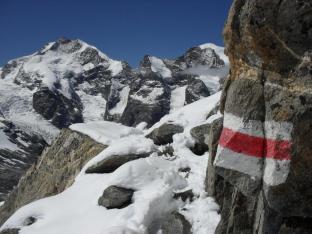 06 - Biancograt, Bernina - Schweiz